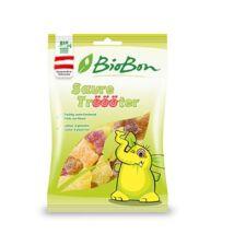 BioBon Organikus elefántos gumicukor - savanyú 100 g