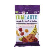YumEarth Organikus gyümölcsös cukorkák 50 g