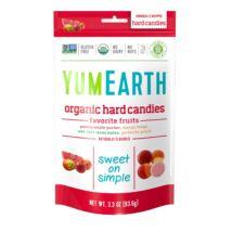 YumEarth Organikus gyümölcsös nyalókák  14 db/csomag