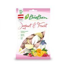 BioBon Organikus joghurtos gumicukor - Joghurt gyümölcsök 100 g