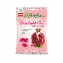 BioBon Organikus töltött keménycukorka - Gránátalma és szegfűszeg 85 g