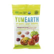 YumEarth Organikus savanykás zselébab cukorkák 50 g