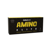 Amino Build Elite - 120 megadózisú kapszula