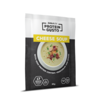 Protein Gusto - Cheese soup - 30 g (fehérje)