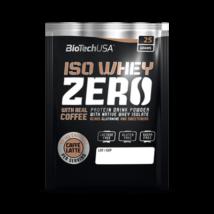 Iso Whey Zero - 25 g Caffé latte (fehérje) (protein)