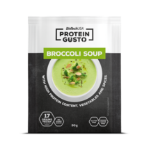 Protein Gusto - Broccoli Soup - 30 g (fehérje)