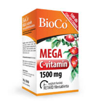 BIOCO MEGA C-VITAMIN 1500MG 100DB