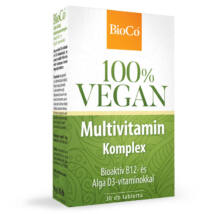 BIOCO VEGAN MULTIVITAMIN KOMPLEX 30DB