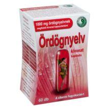 DR.CHEN ÖRDÖGNYELV KIVONAT KAPSZULA 60DB