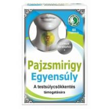 DR.CHEN PAJZSMIRIGY TESTSÚLY-KONTROLL KAPSZULA 60DB