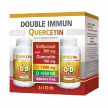 DUBLE IMMUN QUERCETIN C+D ECHINACEA 2X120DB
