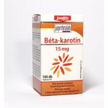 JUTAVIT BÉTA-KAROTIN 15MG 100DB