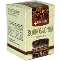 MYCO CRYSTAL BOKROSGOMBA KAPSZULA 30DB