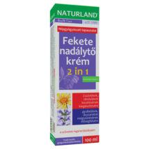 NATURLAND FEKETENADÁLYTŐ KRÉM 2IN1 100ML