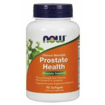 NOW PROSTATE HEALTH GÉLKAPSZULA 90DB
