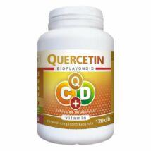 QUERCETIN C+D ECHINACEA 120DB