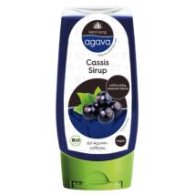 Agava Bio Feketeribizli ízesítésű agávészirup 350 g