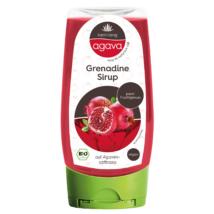 Agava Bio Gránátalma ízesítésű agávészirup 350 g