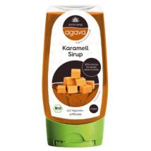 Agava Bio Karamell ízesítésű  agávészirup 350 g