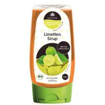 Agava Bio Lime ízesítésű agávészirup 350 g