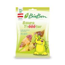Biobon Organikus savanykás gyümölcsös gumicukor 100 g