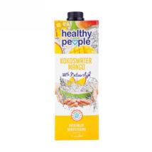 Healthy People 100% Kókusz víz Mangóval ízesítve 1 liter