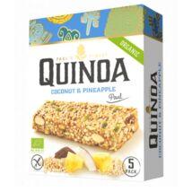 Quinoa Szelet Kókuszos és ananászos ízben 5 darab
