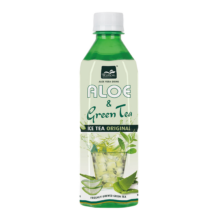 Tropical Aloe Vera Zöldtea 500 ml