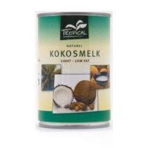 Tropical Természetes Kókusztej Főzéshez 400 ml