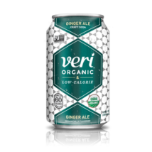 Veri organic Ginger 340 ml
