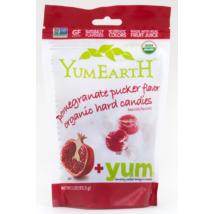 YumEarth Organics GRÁNÁTALMÁS CUKORKA 93,5 g