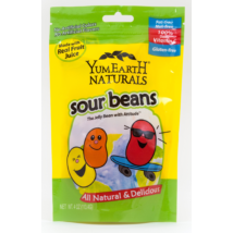 YumEarth Savanykás Jelly Bean cukorka 113,4 g