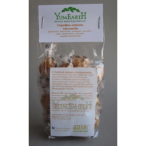 YumEarth by Kellys Organics Vegán tejmentes tejkaramella 100g