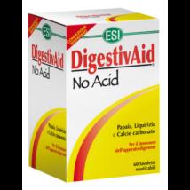 ESI® DigestivAidNo Acid - 60db szopogatós tabletta