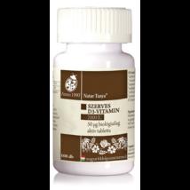 Natur Tanya® D3-vitamin (kolekalciferol)50 pg-2000 IU - 100db