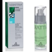Specchiasol® Verattiva* Viso Baktériumos, öregedés elleni szemkörnyék ápoló szérum - 30ml