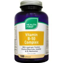 B50 Vitamin Komplex (100) kapszula Health First