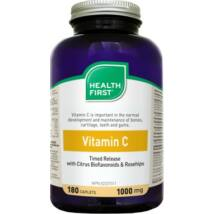 C-Vitamin 1000mg (180) tabletta Health First