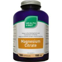 Magnézium Citrát 150mg (180) Health First