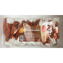 Narancs-fahéj ízű szaloncukor (gluténmentes, cukormentes, laktózmentes) 500g Almitas