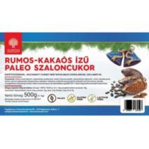Rumos-kakaós szaloncukor (gluténmentes, cukormentes, laktózmentes) 500g Almitas