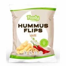 HUMMUS FLIPS CHILIVEL 50G FOODY FREE
