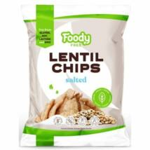LENCSE CHIPS SÓVAL 50G FOODY FREE
