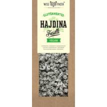 HAJDINALISZTES FUSILLI 200G WISE PASTA VEGAN COLLECTION