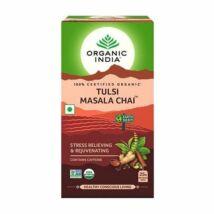 MASALA CHAI FILTERES TEA (25) BIO TULSI