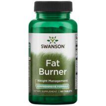 Swanson Fat Burner  Zsírégető (60 db) tabletta