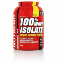 Nutrend 100% WHEY ISOLATE 1,8kg Banán