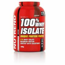 Nutrend 100% WHEY ISOLATE 1,8kg Chocolate