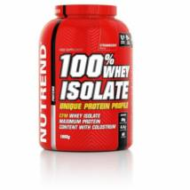 Nutrend 100% WHEY ISOLATE 1,8kg Strawberry