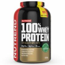 NUTREND 100% WHEY PROTEIN 2250G WHITE CHOCOLATE + COCONU